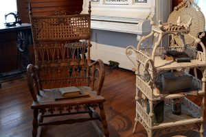 Visitors experience what life was like for the Lighthouse keepers and their families.