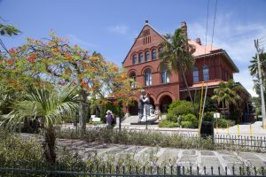 Encore Historic Walking Tour: Literary Landmarks @ Custom House | Key West | Florida | United States