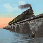 "Key West Art & Historical Society's newly-renovated permanent ""Overseas to the Keys: Henry Flagler's Overseas Railway"" exhibit will debut with a special opening event Friday, May 26 from 6:00pm-7pm on the second floor of the Custom House Museum."