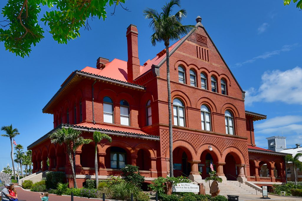 A History Of The Custom House Key West Art And Historical Society