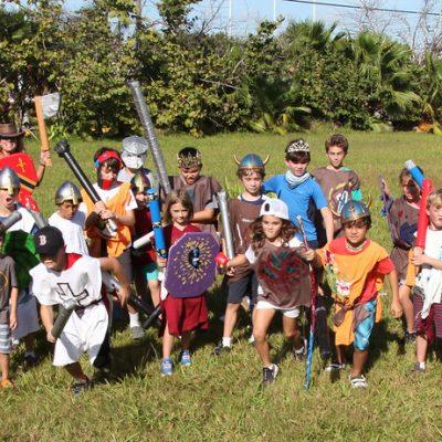 Medieval Camp 2019