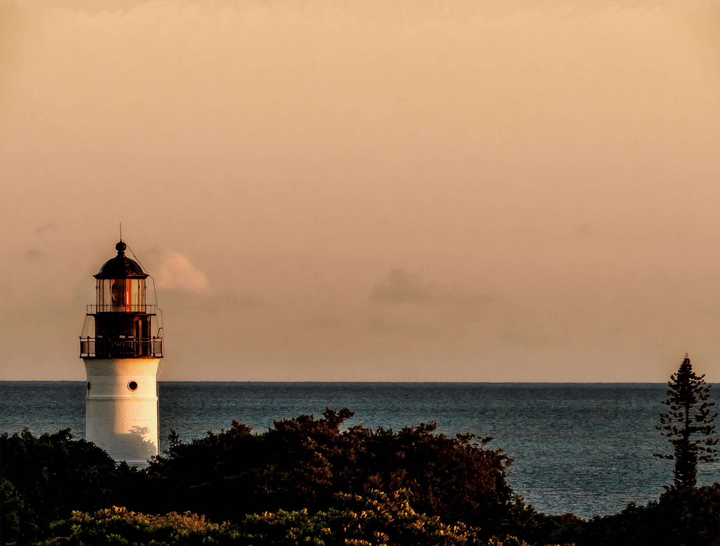 Lighthouse Sunset Package