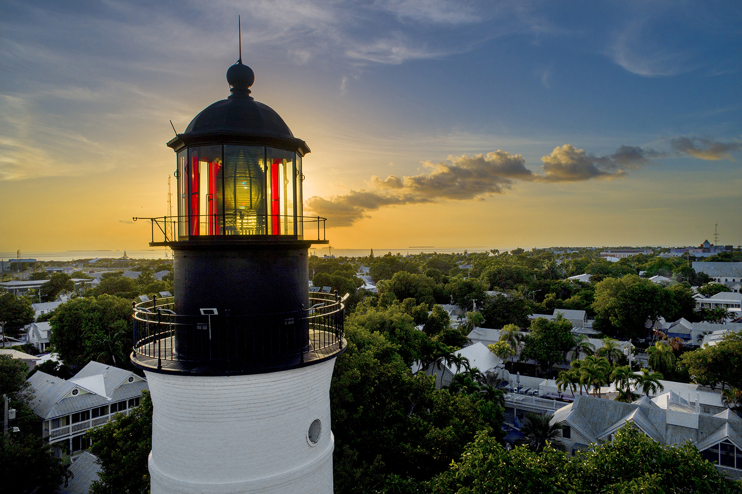 Lighthouse Sunset Experience